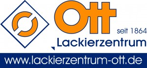 Logo Lackierzentrum Ott seit 1864_www