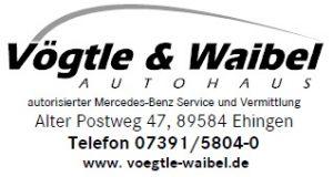 Anzeige Voegtle & Waibel